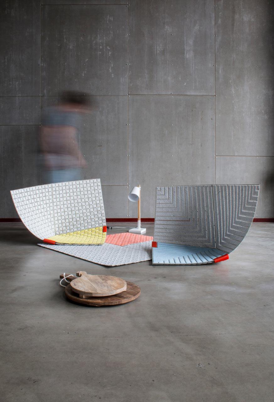Materials-Focused Works by Sam Linders