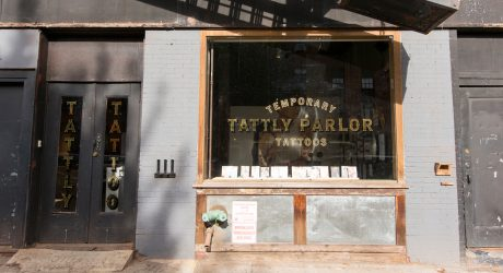 Tattly Brings Temporary Tattoos to a New Brooklyn Parlor