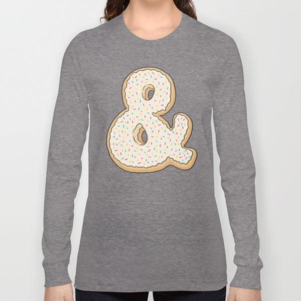 ampersandonut-shirt