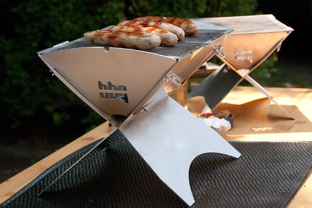 Your Next BBQ Grill Should Be This One - Design Milk