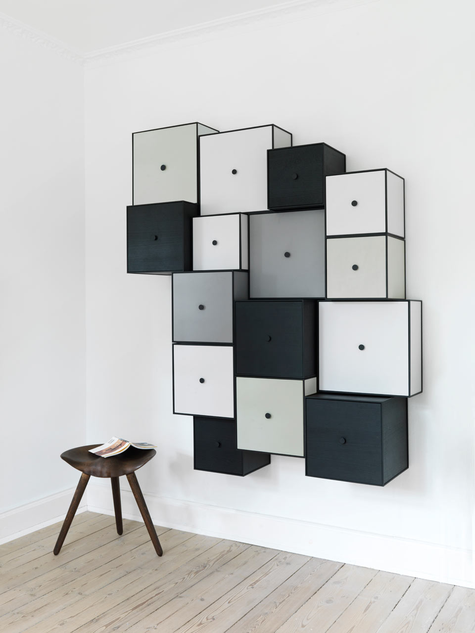 Storage Modules That Look Two-Dimensional