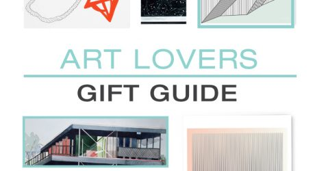 2015 Gift Guide: Art Lovers