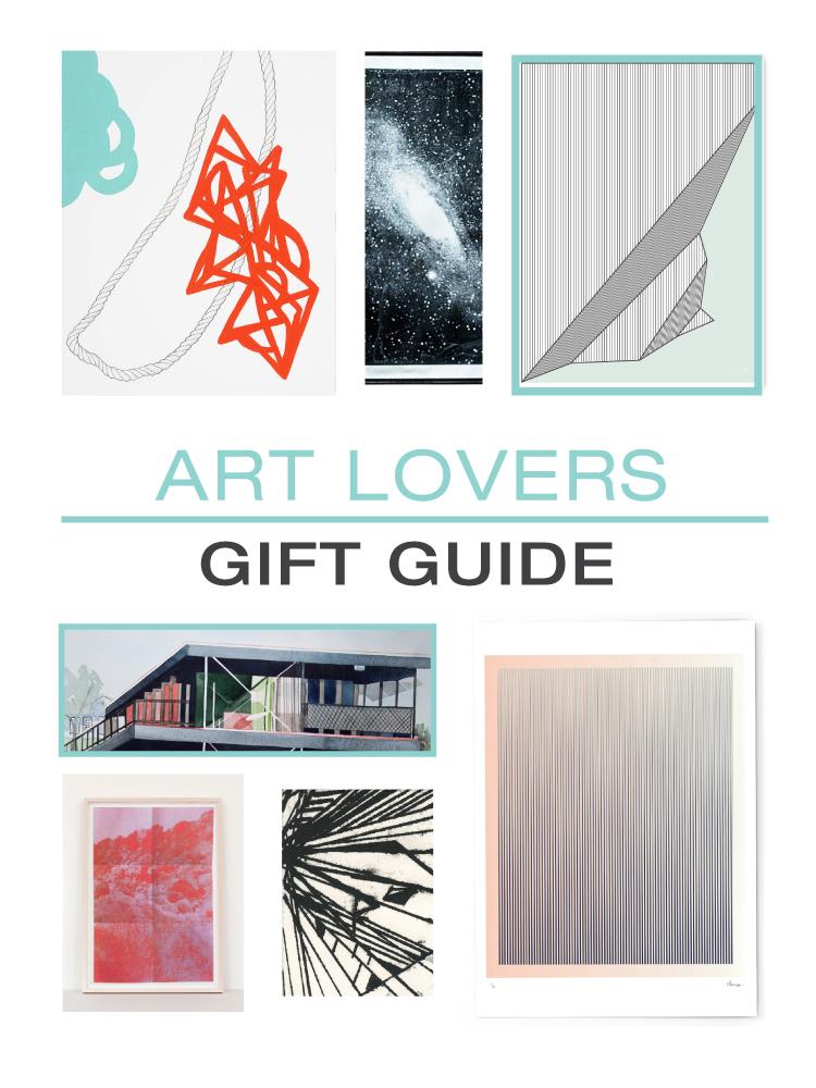 2015 Gift Guide: Art Lovers