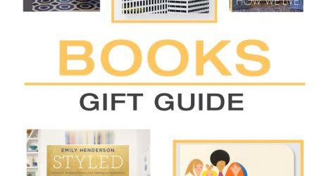 2015 Gift Guide: Books