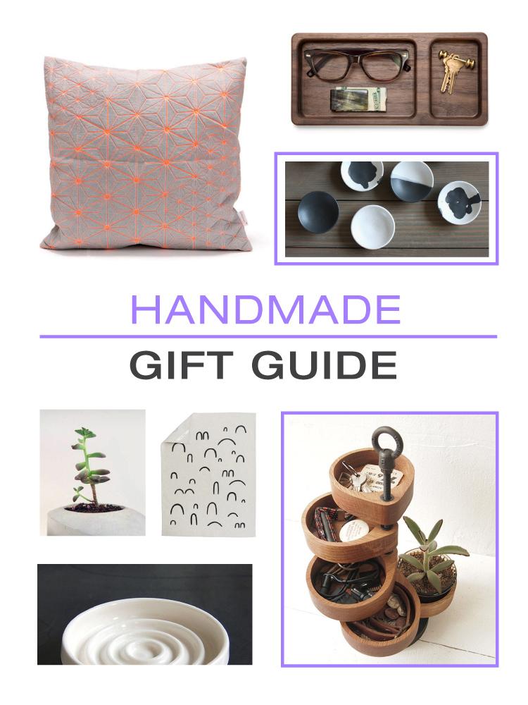 2015 Gift Guide: Handmade