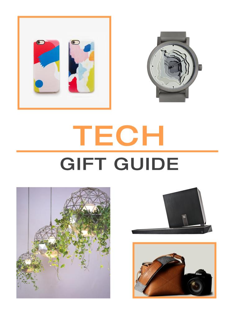 2015 Gift Guide: Tech