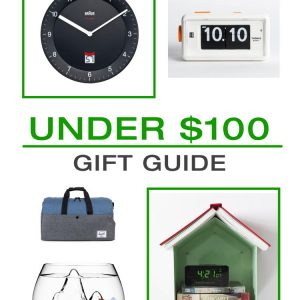 2015 Gift Guide: Under $100
