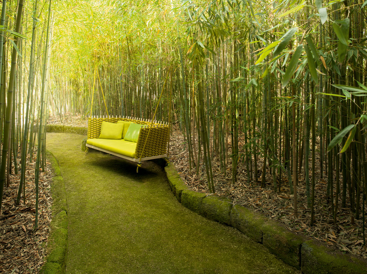luminaire welcomes paola lenti to miami on december 3. Black Bedroom Furniture Sets. Home Design Ideas