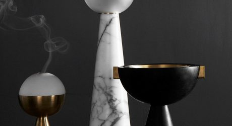 Apparatus Debuts New Italian Marble Objects