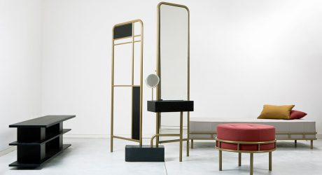 Bialik Collection: A Set of Dressing Room Furniture