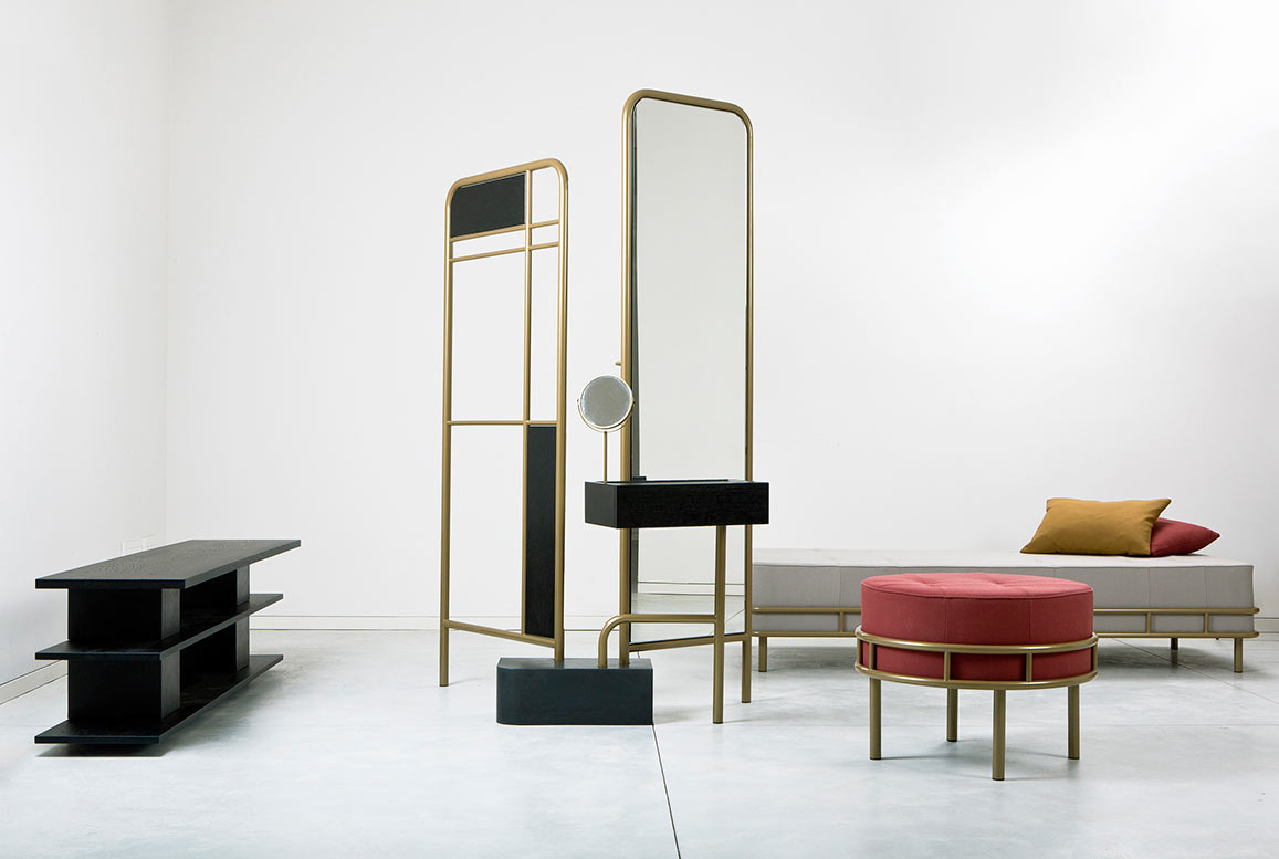 Bialik Collection: A Set of Dressing Room Furniture