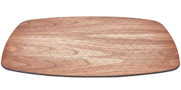 Grovemade - Tabletop Collection - Walnut Placemat