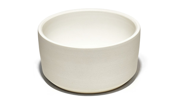 Grovemade - Tabletop Collection - White Ceramicware Bowl
