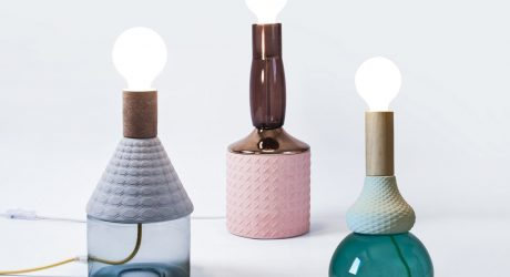 MRND: Lamps Inspired by Giorgio Morandi