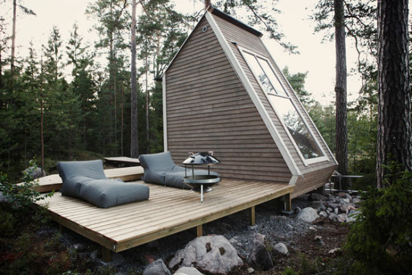 Modern Cabin Design find this pin and more on cabins Modern Cabin 10 Nido By Robin Falck Sipoo