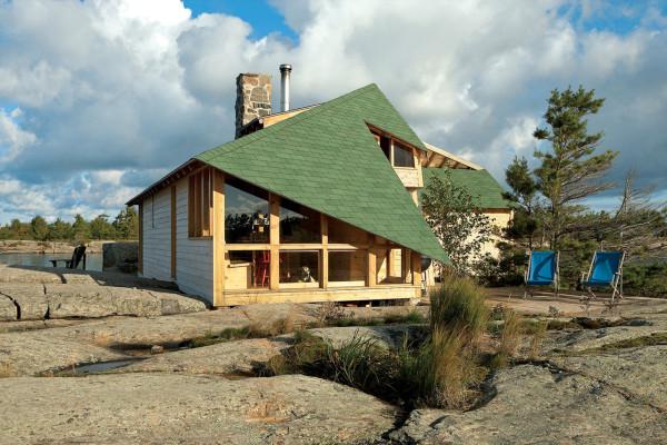 10 Modern Cabin Vacation Retreats - Design Milk