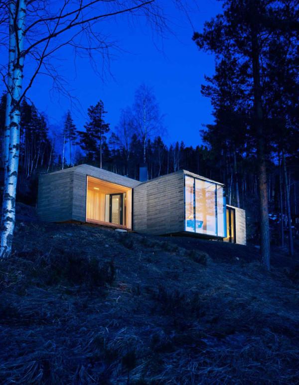 photo courtesy atelieroslo - Modern Cabin Design