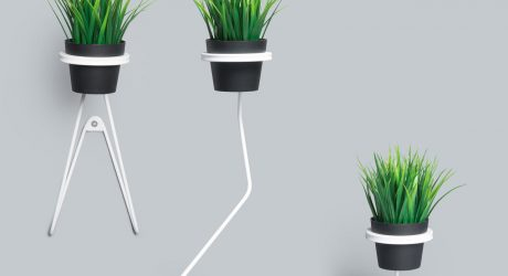 Collection Nº 1: A Series of Suspended Planters