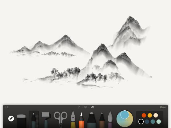 Paper-iOS-pencilsketch