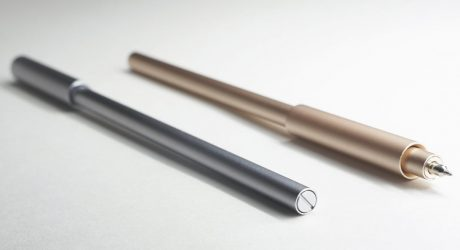 Pen Uno: A Minimal, All-Aluminum Pen
