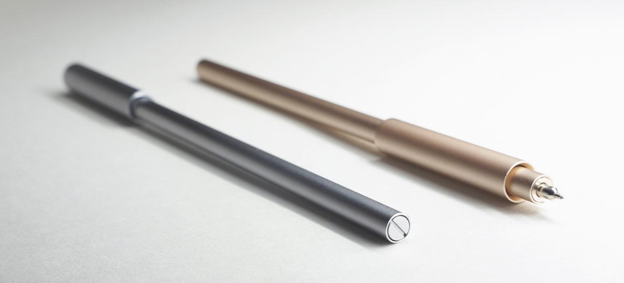 Pen Uno: A Minimal, All-Aluminum Pen