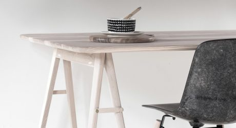 Feist Forest: Handcrafted Wood Tables Built to Last
