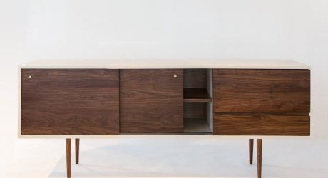 A New Furniture Line Inspired by the Designer's Father