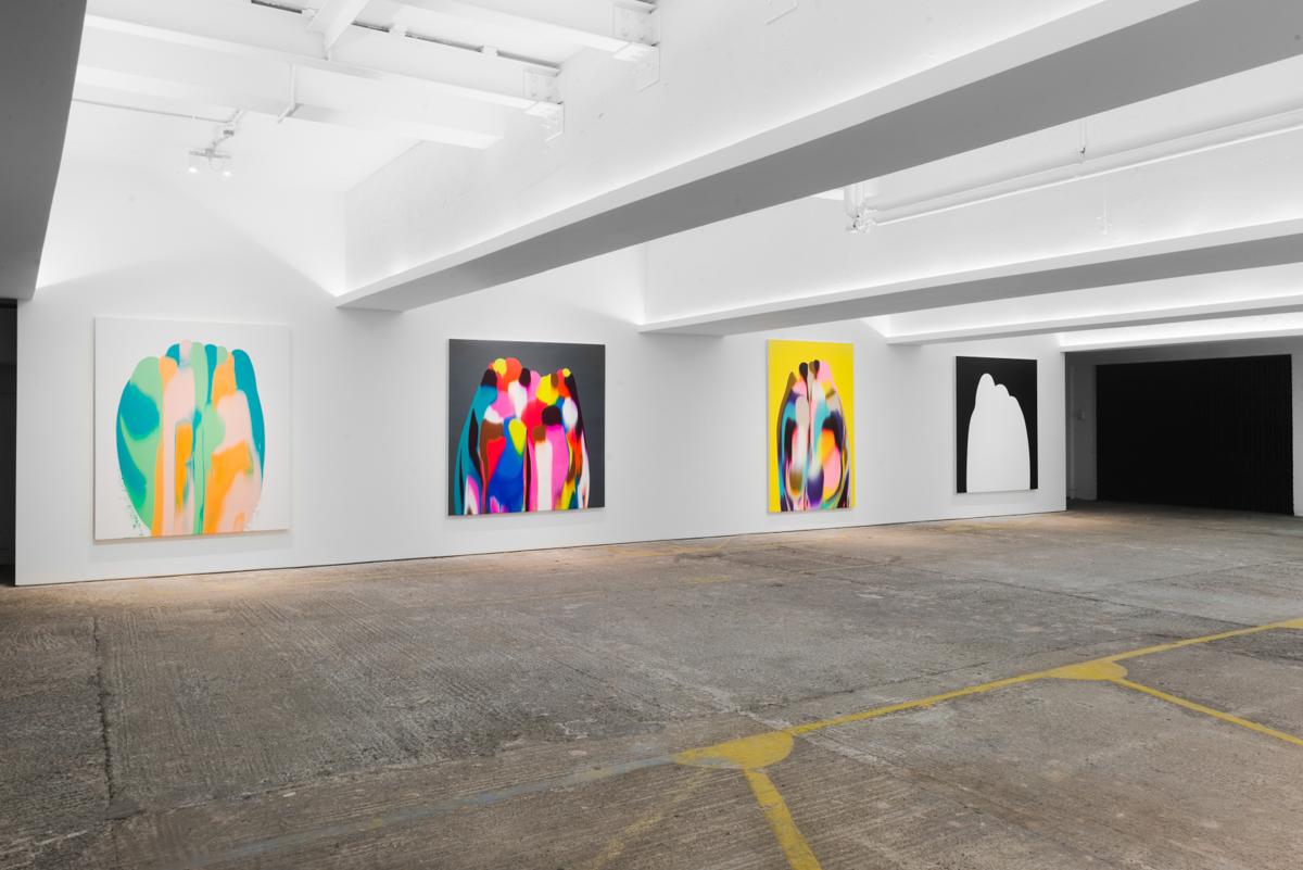 BANZAI: An Exploration of Color by Stefan Behlau