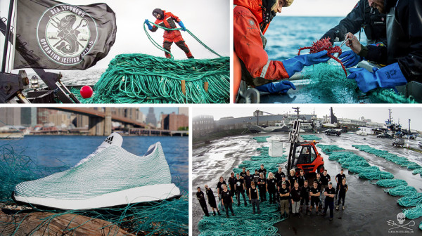 adidas Turns Ocean Plastic Into 3D printed Shoes Design Milk