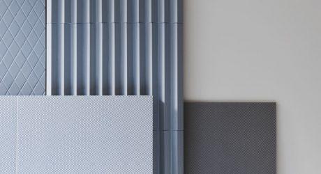 A Trio of Modern Tiles by Ronan & Erwan Bouroullec for Mutina