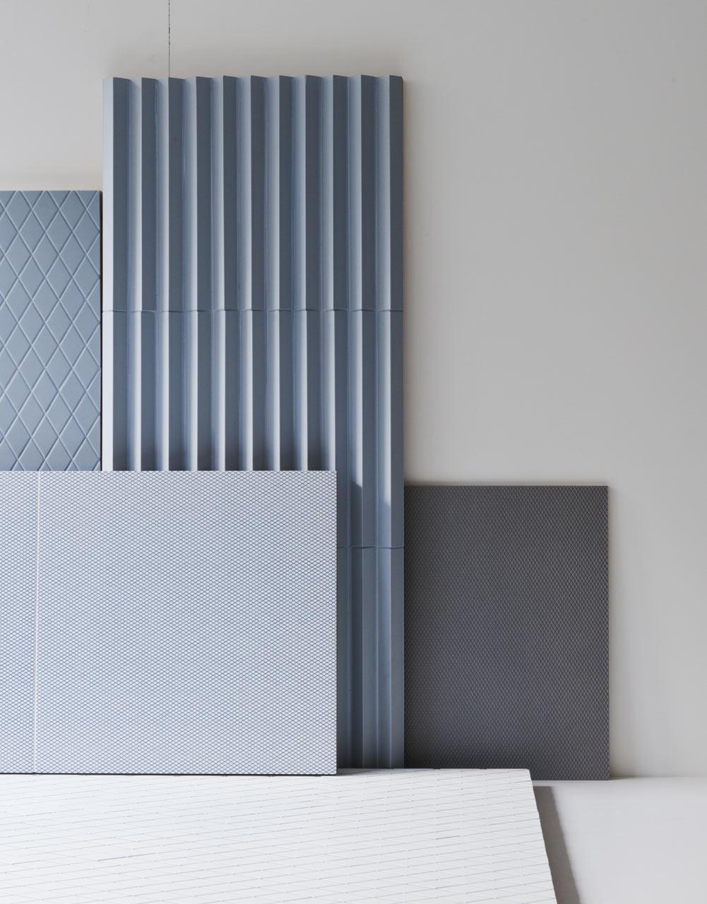 tiles by ronan erwan bouroullec for mutina design milk. Black Bedroom Furniture Sets. Home Design Ideas