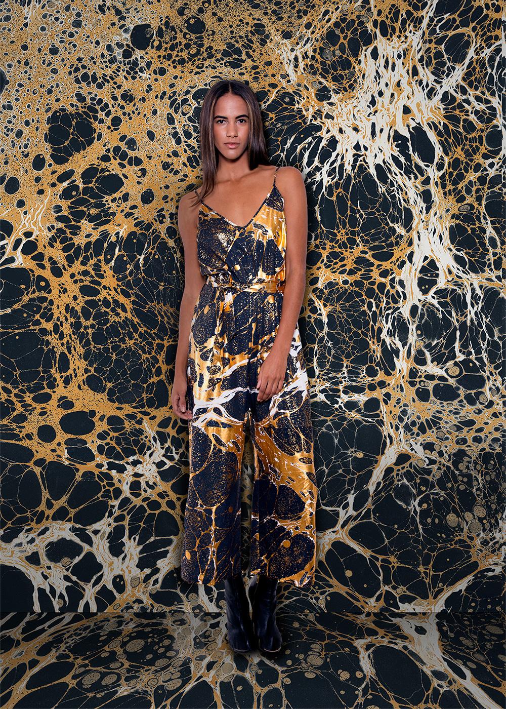 Calico Wallpaper Debuts New Fashion Line
