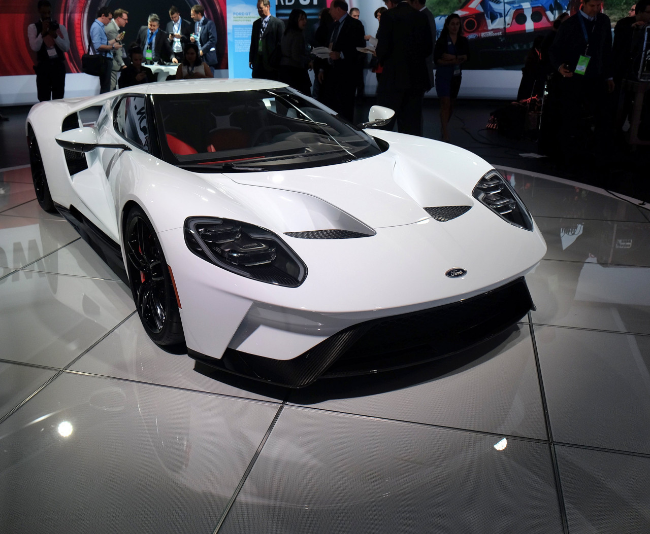 A Sketch Comes To Life Ford Gt Supercar Design Milk