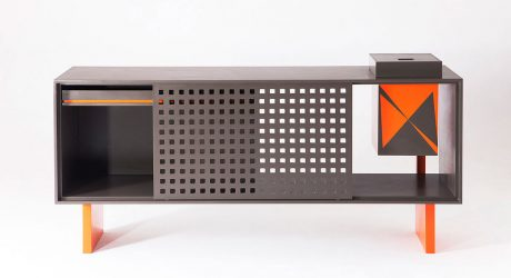 Bar/Sotti: A Multifunctional Storage Piece