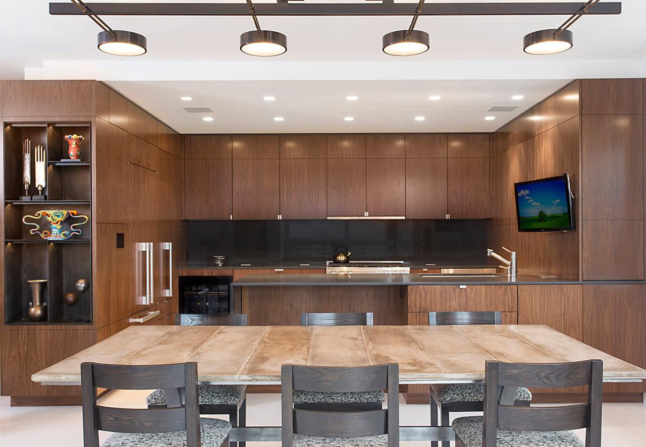 20 Something Manhattan Apartment: A Post-War Manhattan Apartment Gets A Contemporary