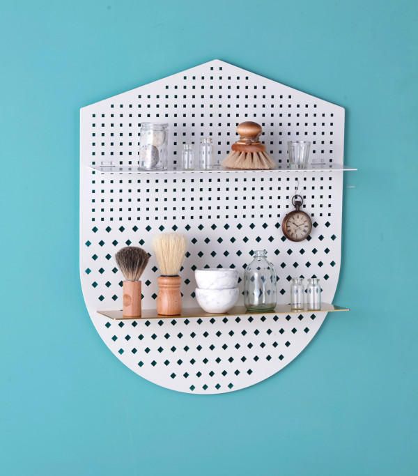 Amazing Bride Wolfe Mesh Series Shelves 8a