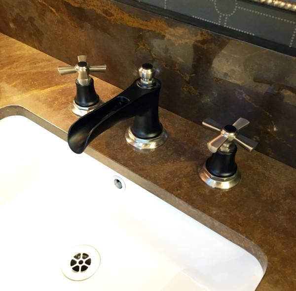 Brizo Rook faucet