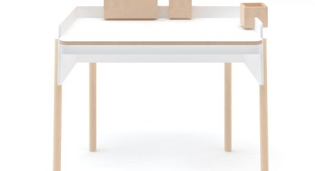 The Brooklyn Desk Will Grow With Your Child