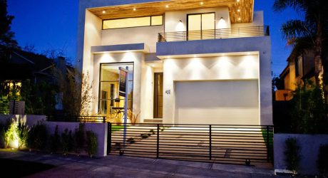 An Eco-Friendly, Sustainable Home in West Hollywood
