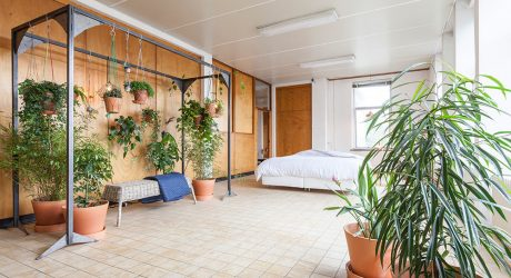 A Modern, Loft Apartment Available for Rent in Ghent