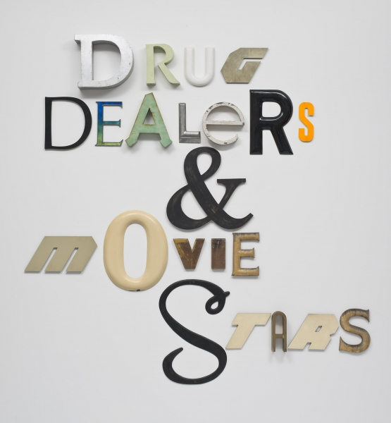 Drug Dealers and Move Starts_Jack Pierson