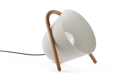 The Elma Portable Floor Lamp