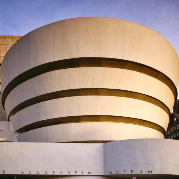 Photo courtesy of the Guggenheim Museum