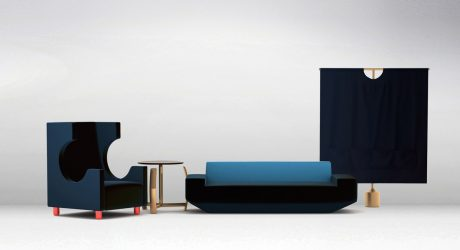 Modern Furniture with an Asian Influence by Frank Chou Design Studio