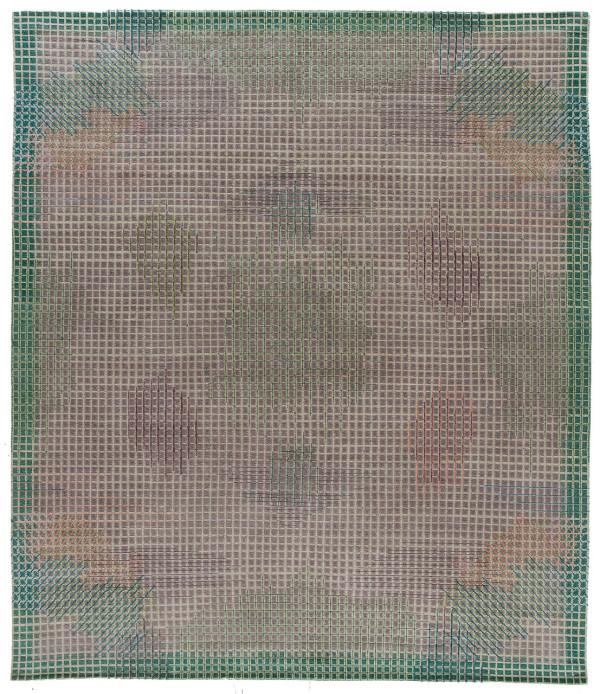 Inga-Sempe-GOLRAN-Meteo-rugs-10-GreenMirage