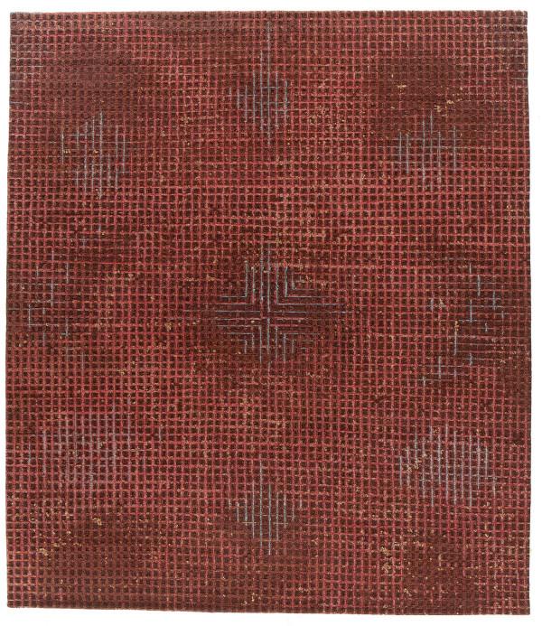 Inga-Sempe-GOLRAN-Meteo-rugs-15-RedTumulte