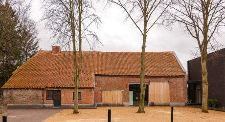 An Old Farmhouse Gets Transformed Into a Medical Office
