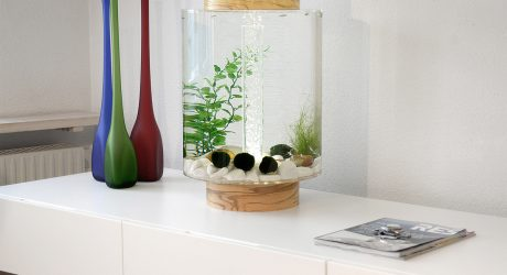 The Home Aquarium Gets a Scandinavian Redesign