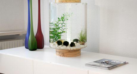 The Home Aquarium Gets a Scandinavian Redesign