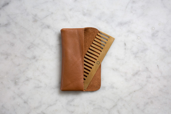 Owen-Architecture-Brass-Comb-and-Leather-Pouch-2